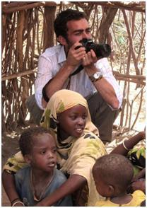 Gonzalo Guajardo in Ethiopia